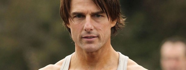 Tom Cruise gives inspirational speech to budding actors