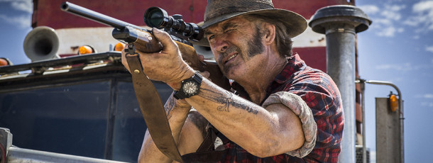 Perth Film School's Nicole Moerland to appear along side John Jarratt and Lucy Fry in the 2016 Wolf Creek TV Series