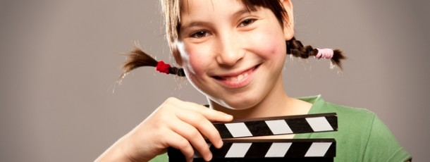 Parents: How to Help Your Child Become an Actor in Six Easy Steps