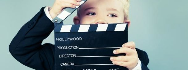 What would you do if your child told you they wanted to be on TV?